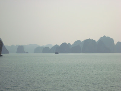 Bahia de Halong (Vietnam)