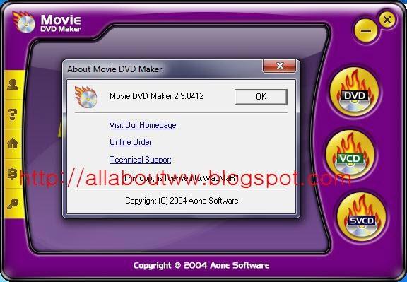 Aone Software ( AVI Converter, MPEG Converter, WMV ...