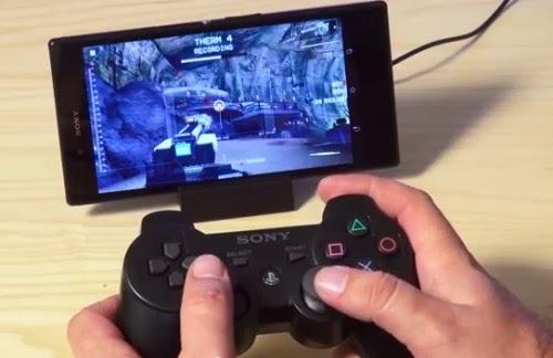 Sony ha rilasciato una prima lista di device compatibili con il controller Dualshock 3 della Playstation