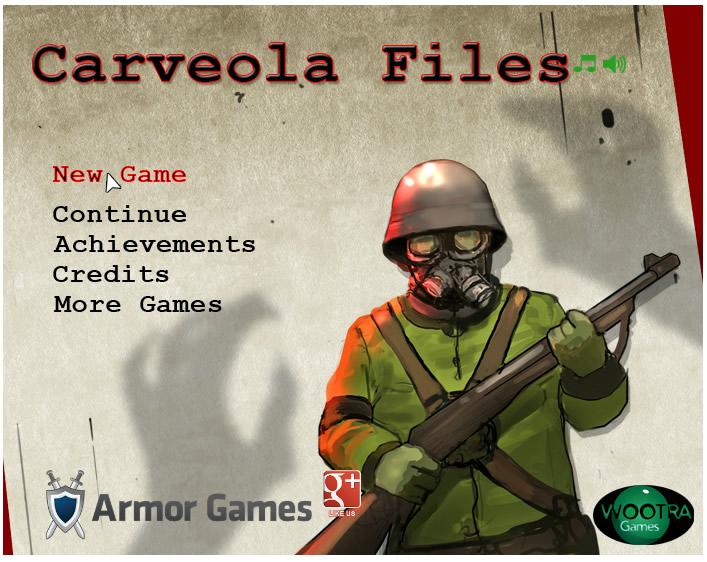 Armor Game : Carveola Files