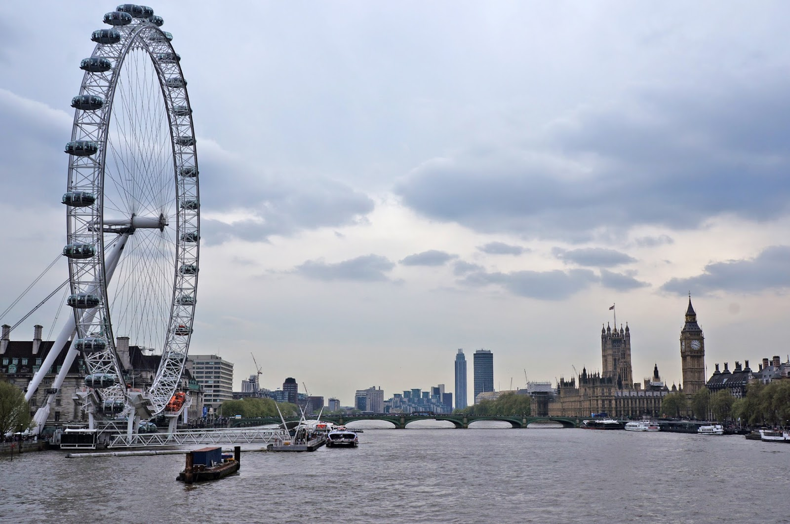 Viaje a Londres. Algunas fotografías del viaje a la gran ciudad