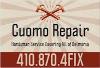 CUOMO REPAIR 410-870-4FIX