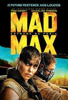 Mad Max: Estrada da Fúria - HDRip Dual Áudio