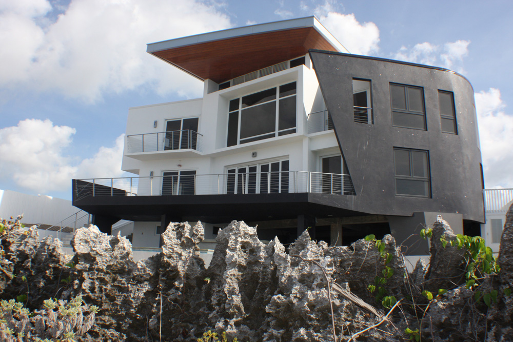 Villa, Caribbean coast