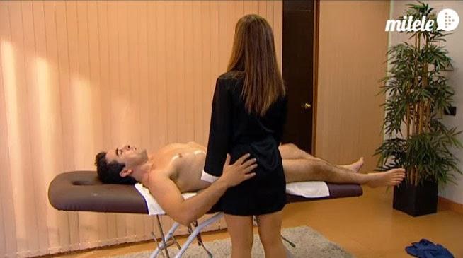 inocente sala de masaje hacerse una paja