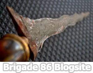 Senjata Tradisional Provinsi Nusa Tenggara Barat / NTB : Keris, Sampari, Sondi
