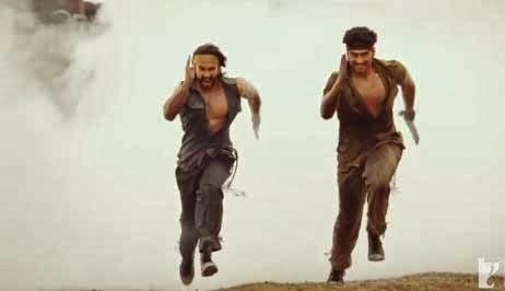 Jashn e Ishqa (Gunday) - Ranveer Singh, Arjun Kapoor