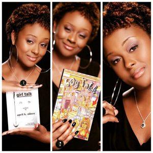Author April Oliver