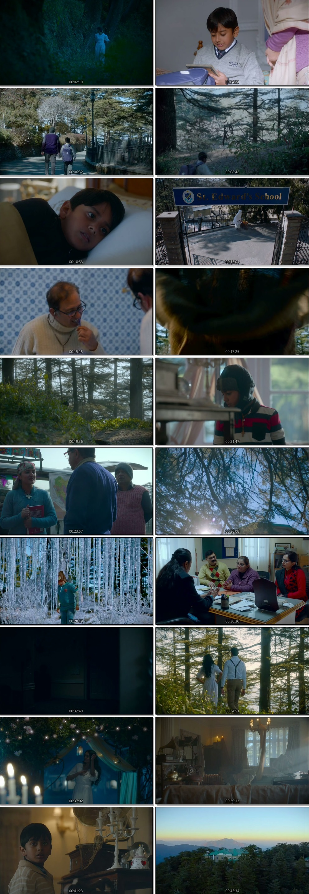 Screenshots Of Hindi Show Parchayee 2019 Episode 01 300MB 720P HD