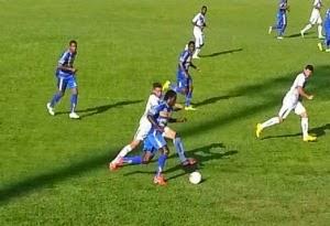 Jacobina empata em 0 x 0 com o Galícia no Estádio Jóia da Princesa