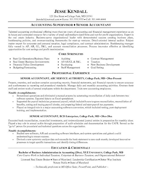 Accountant Cv Example5