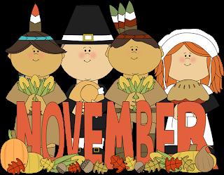 Pilgrims of November