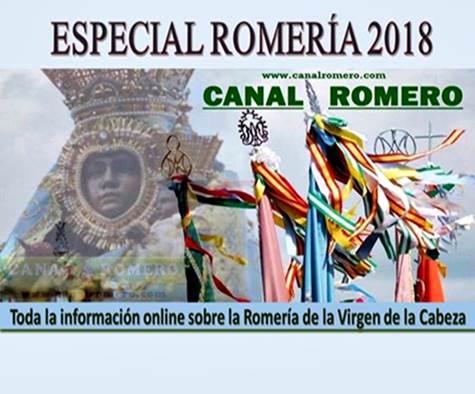 INFORMACIÓN ROMERÍA 2018