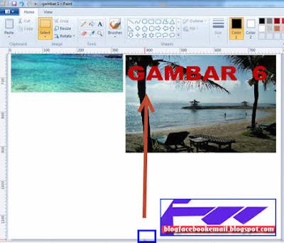 edit gabung foto dengan gambar