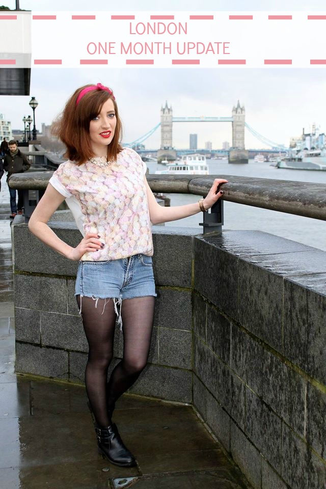 Bec Boop at Tower Bridge London