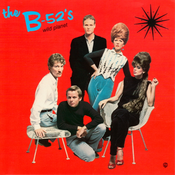 B 52s Give Me Back My Man Strobe Light