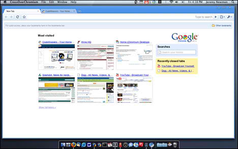 Download Google Chrome For Mac 10.11 6