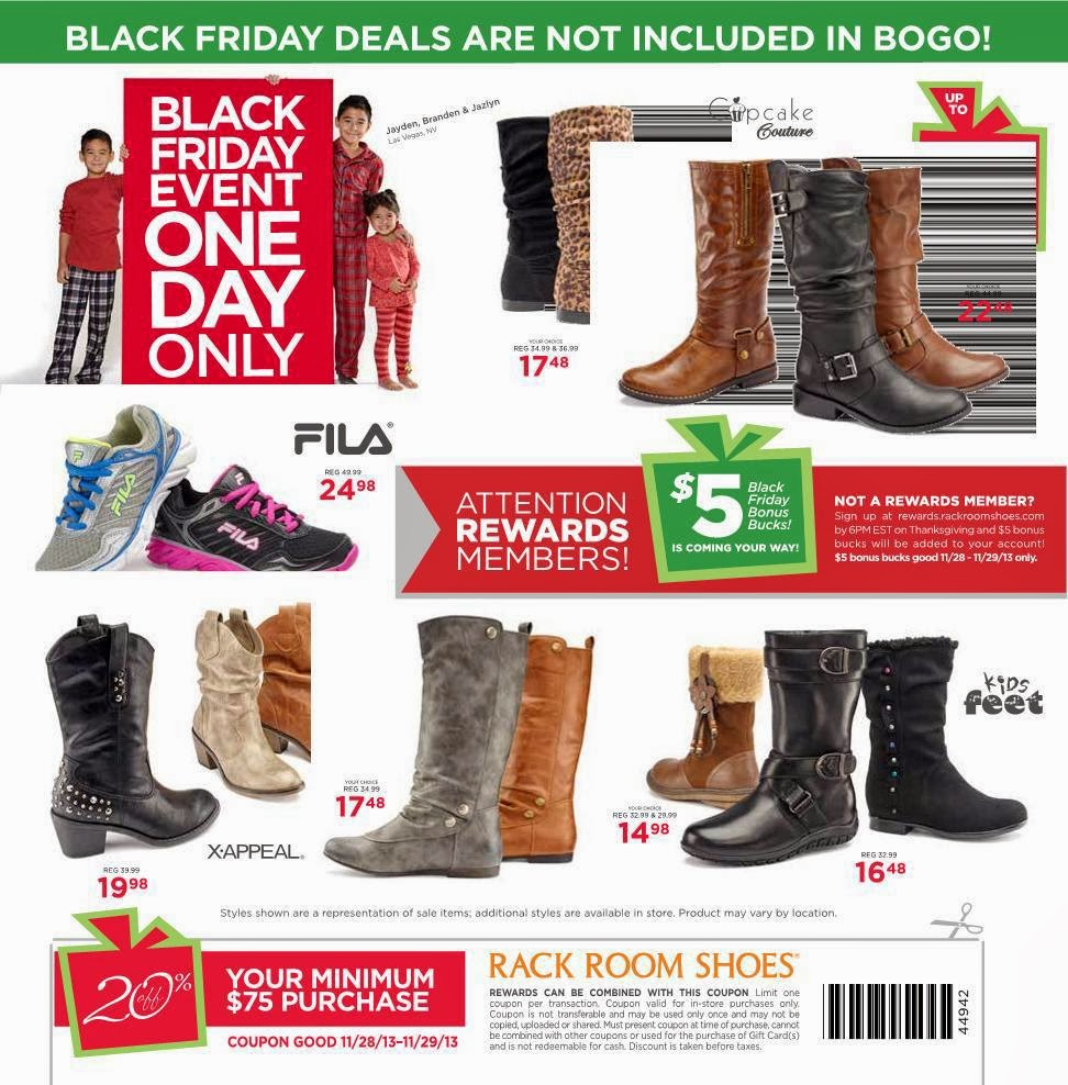 rack room shoes black friday 2013 ad black friday ads 2013