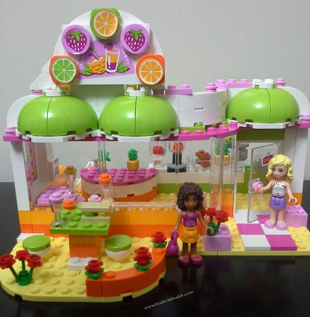 LEGO alışverişi