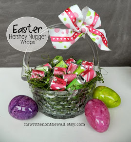 20 Different Easter Candy Wraps