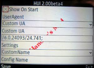 Opera Mini 6 Samsung GT-S3350