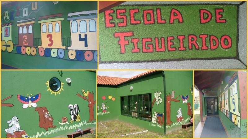 ESCOLA DE FIGUEIRIDO. CRA DE VILABOA