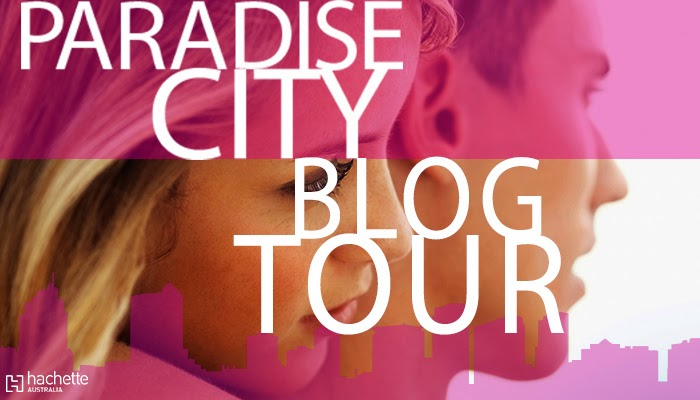 Paradise City Blog Tour Banner