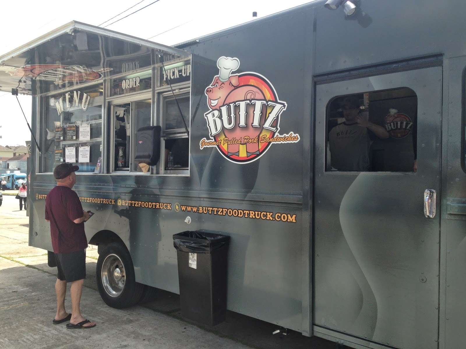 Buttz Food Truck, Houston TX