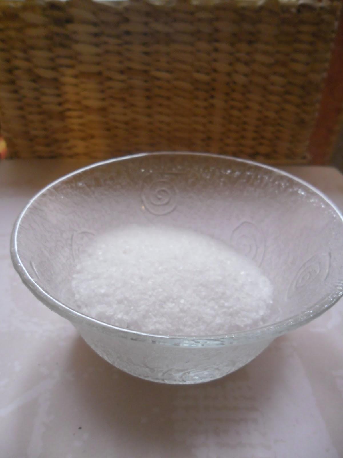 Vive sano ba os de limpieza en casa - Limpieza de casa con sal ...