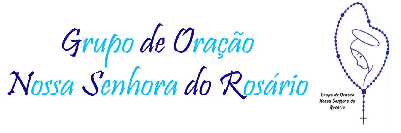 Grupo de Oração Nossa Senhora do Rosário