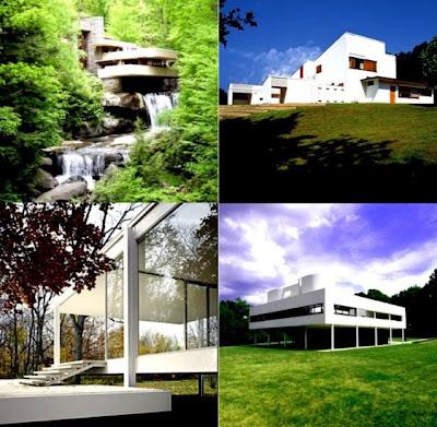 Arquiantonio historia de la arquitectura moderna y for Arquitectura moderna caracteristicas