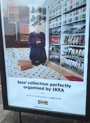Jess - Outdoor Bus Shelter Advertising