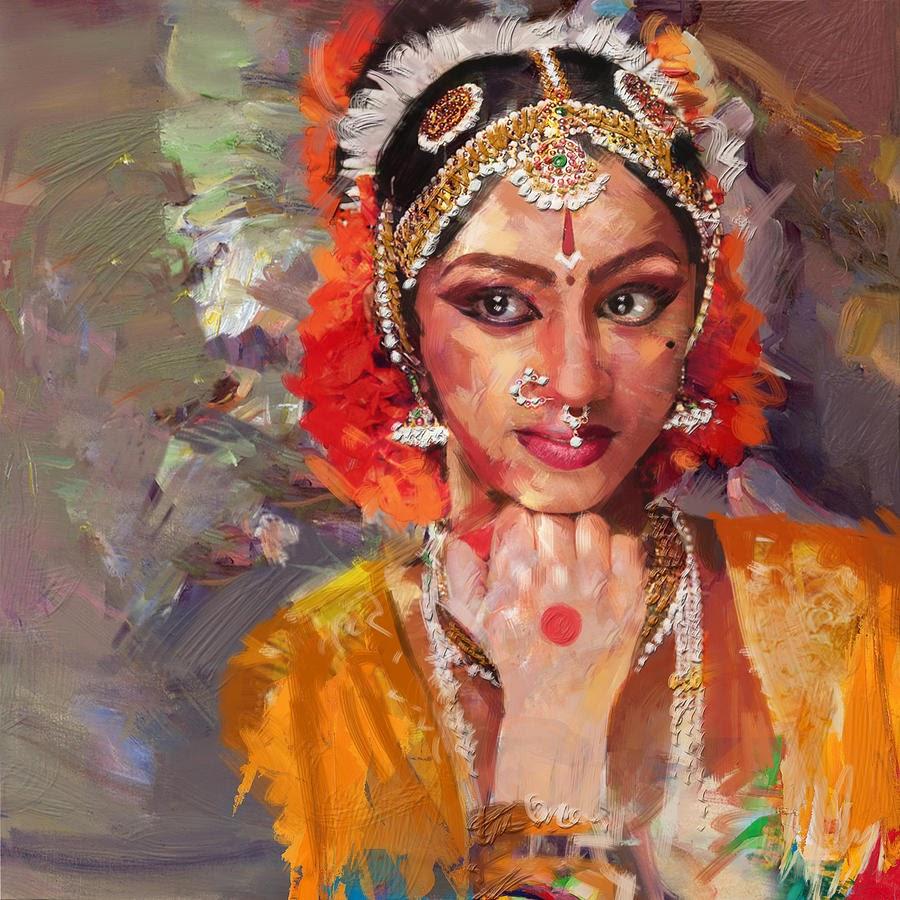 Maryam Mughal Dance art