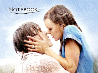 Ryan Gosling dans THE NOTEBOOK
