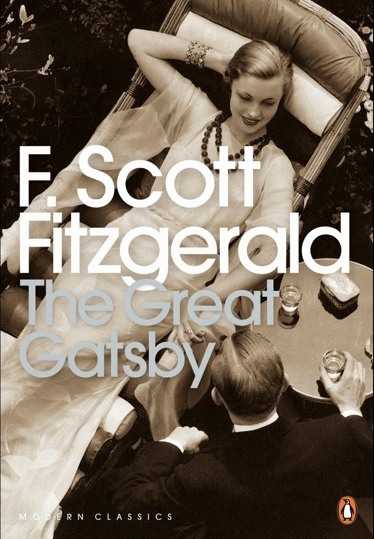 a literary analysis of the corruptive nature in the great gatsby by f scott fitzgerald