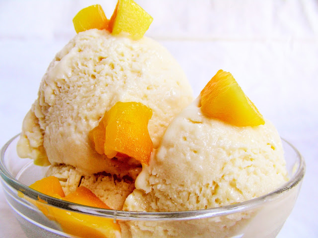 Nimmy's Kitchen: Mango Ice Cream