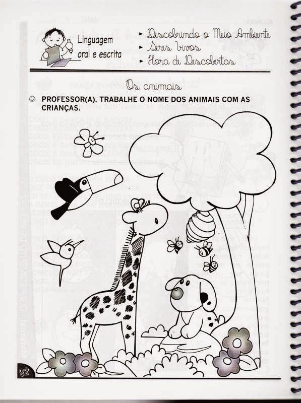 Excepcional Blog Professor Zezinho : ATIVIDADES VARIADAS PARA EDUCAÇÃO  SI38