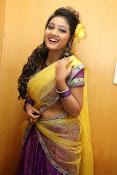 Priyanka half saree photos-thumbnail-17