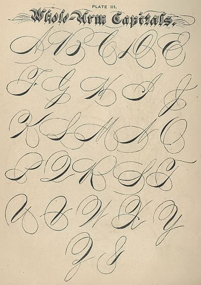 Images gallery of palmer handwriting method