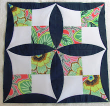 Curve It Up - Block #4 Curved 4-Patch
