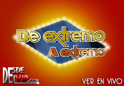 ver de extremo a extremo en vivo height=