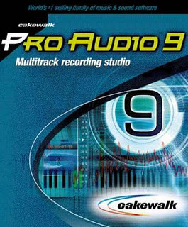 Download CakeWalk Pro Audio v9.0