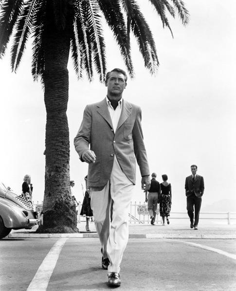 Estilo Cary Grant