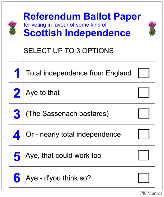 Scottish independence - Herald first paper to say yes - ITV News