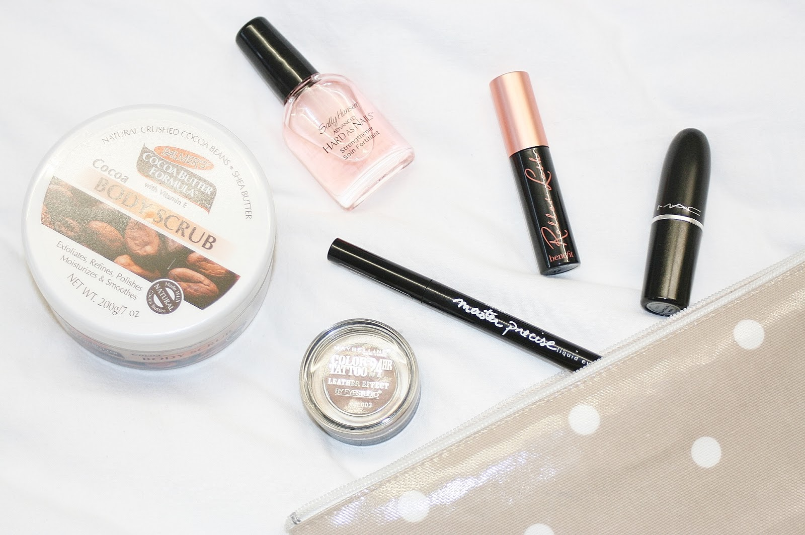 Katherine Penney chic Monthy Favourites February Beauty Makeup