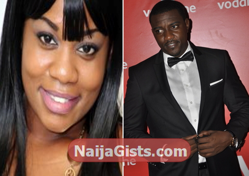 John Dumelo S Wife Sends Wedding Anniversary Letter