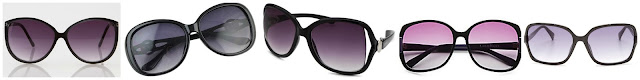 Dynamite Oversized Sunglasses $5.00 (regular $12.95)  Romwe New Fashion Summer Oversized Sunglasses $9.90 (regular $20.99) Kenneth Cole Reaction Oversized Sunglasses $25.00 (regular $75.00)  Cole Haan 58MM Butterfly Sunglasses $29.99 (regular $98.00)  Diane von Furstenberg Carina Oversized Square Sunglasses $49.97 (regular $130.00)