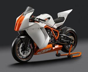 2012 KTM 1190 RC8R Track