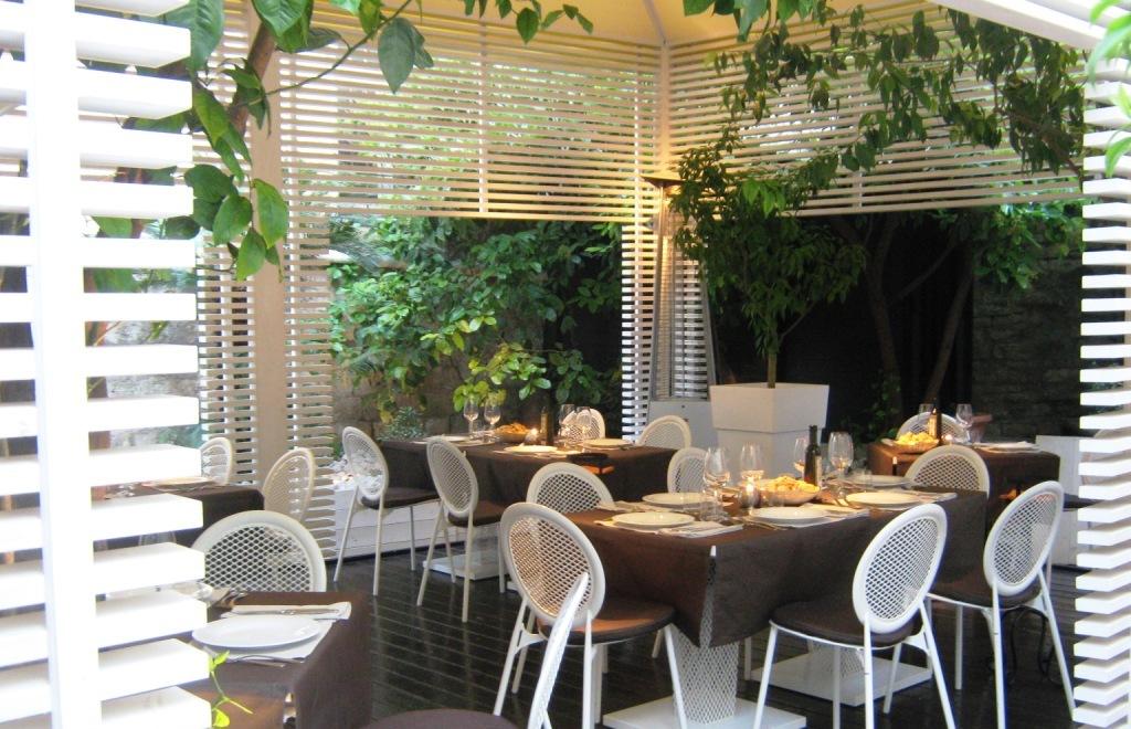 Only Puglia : Trani . . . Ristorante Corte In Fiore