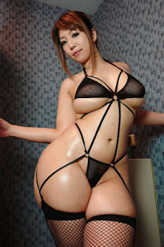 Asian To Thick for Her Lingerie!